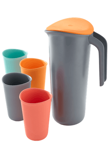 Smidge Jug & Cup Set