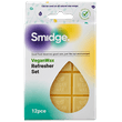 Smidge Vegan Wax Refresher Set