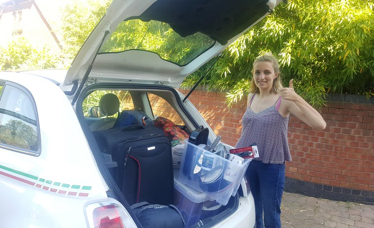 My kid is off to uni… what will they need in the kitchen? Default