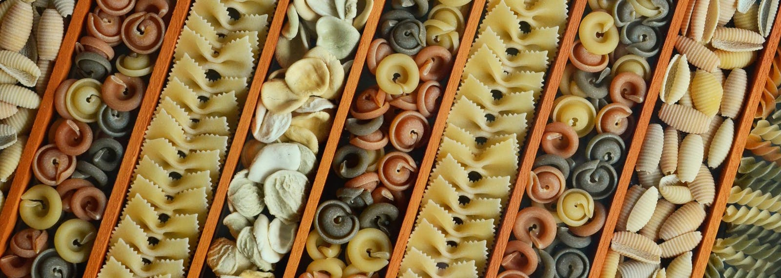 Can you imagine life without Pasta?