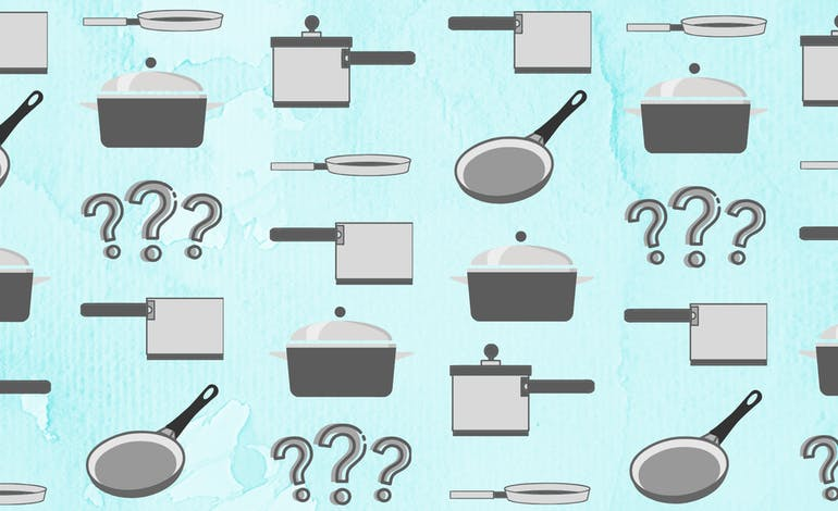How to choose cookware Default