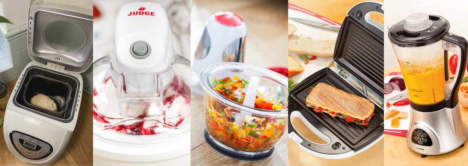 8 kitchen electricals for efficient, healthy, fun family cooking