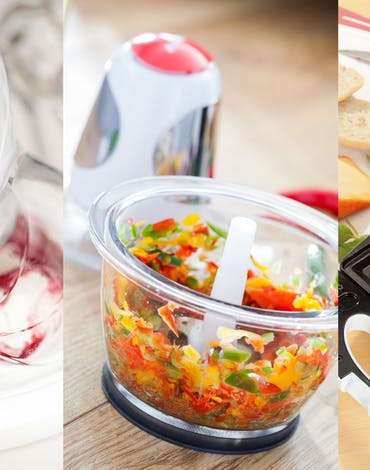 8 kitchen electricals for efficient, healthy, fun family cooking Thumbnail