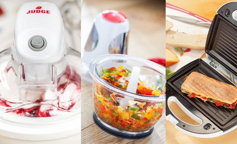 8 kitchen electricals for efficient, healthy, fun family cooking Default