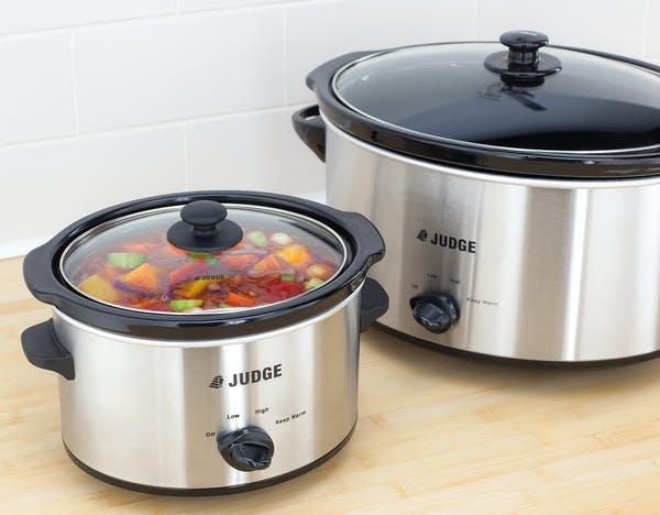Judge Electrical Slow Cookers