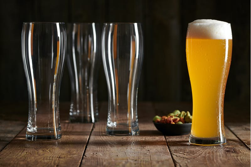 Judge 4 Piece Beer Glass Set