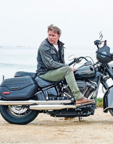 James Martin is On the Road… Again