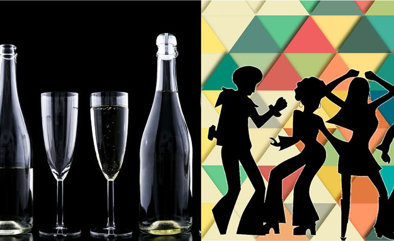 New Year's dilemma – '80s party or fancy dinner? | Horwood