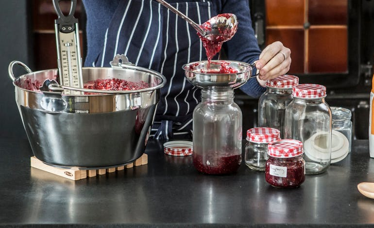 Recipe | Raspberries Jam Default