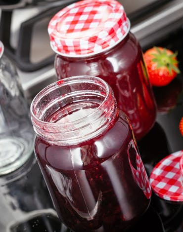 Recipe | Raspberries Jam