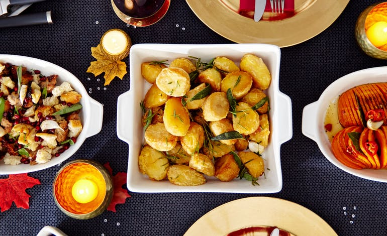 Behind every perfect Roast is a selection of perfect Sides Default