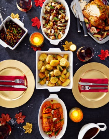 Behind every perfect Roast is a selection of perfect Sides