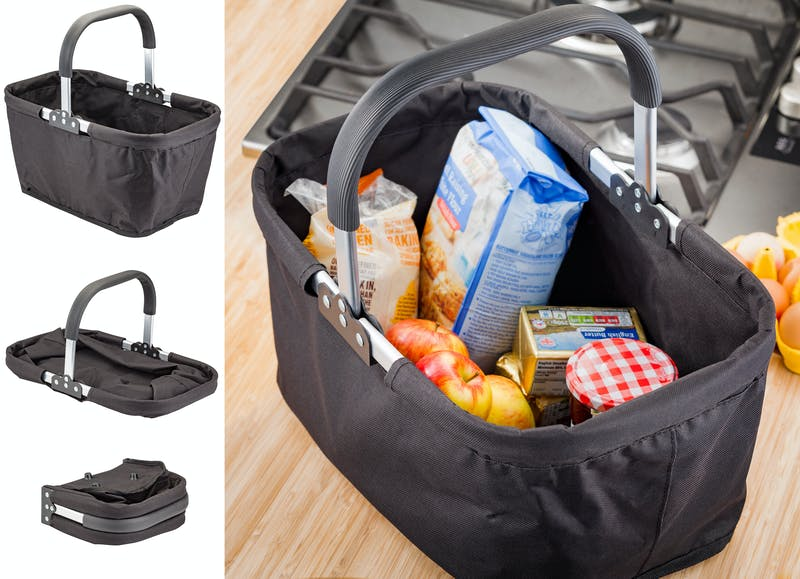 Judge Tote Basket (fold flat)
