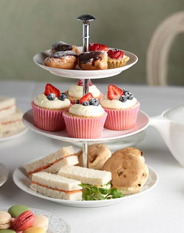 Who doesn't love the indulgence of Afternoon Tea? Thumbnail