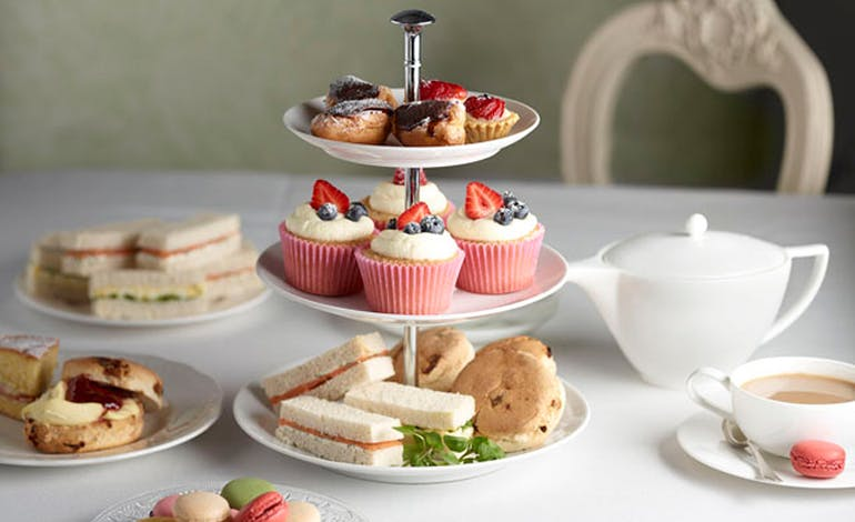 Who doesn't love the indulgence of Afternoon Tea? Default