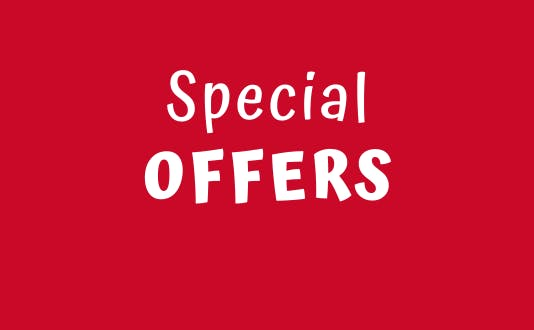 Judge Special Offers