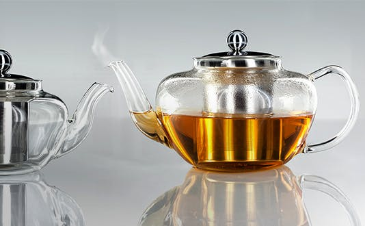 Judge Speciality glass teapot