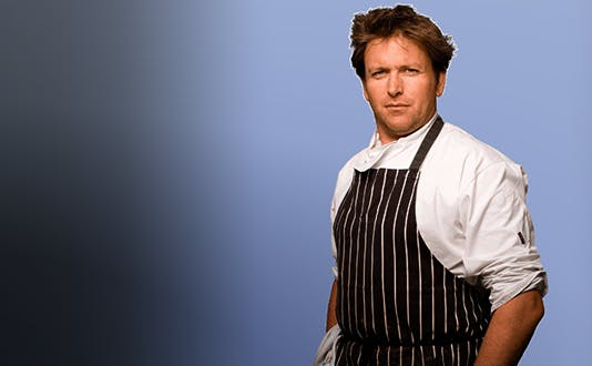 Stellar James Martin kitchenware, created for the home chef