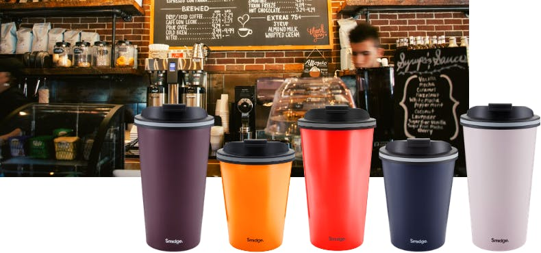 leak proof insulated travel mugs