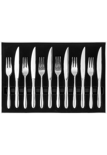 Stellar Winchester Steak Knife & Fork Set