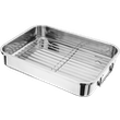 Judge Speciality Cookware  Roasting Pan with Rack,