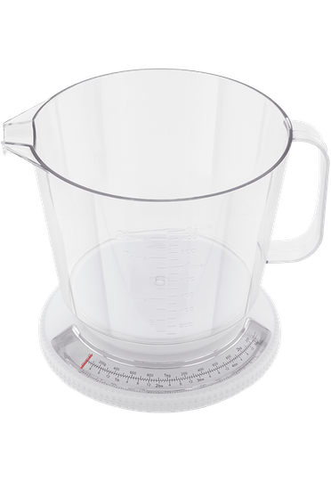 Judge Kitchen  Transparent Jug Scale
