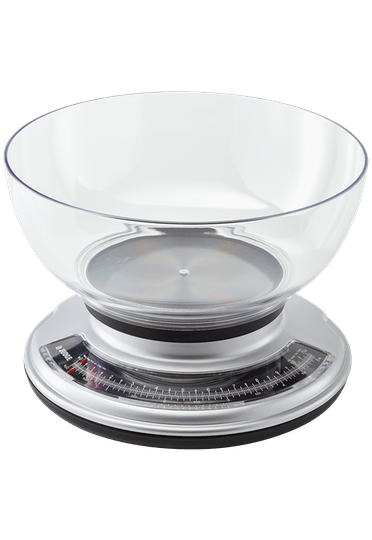 Judge Kitchen Transparent Bowl Scale