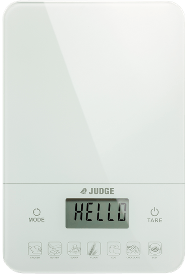 Judge Kitchen Diet Scale
