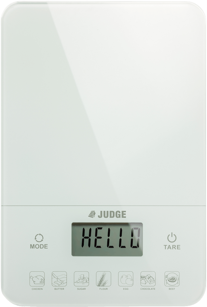 Judge Kitchen  Diet Scale,