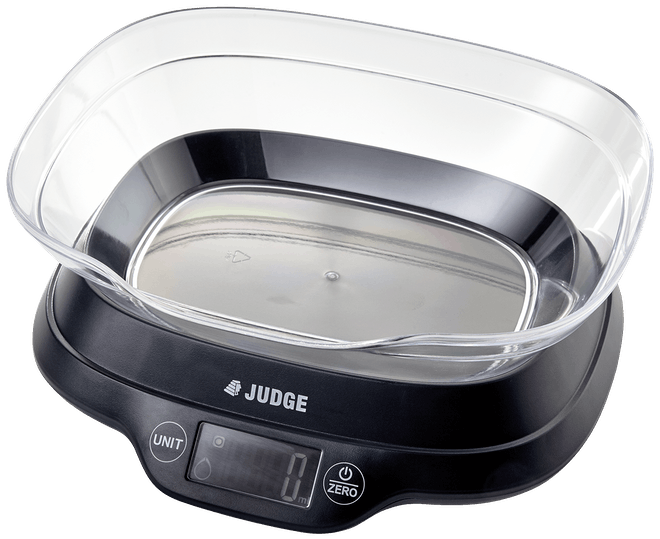 Judge Kitchen Digital Bowl Scale