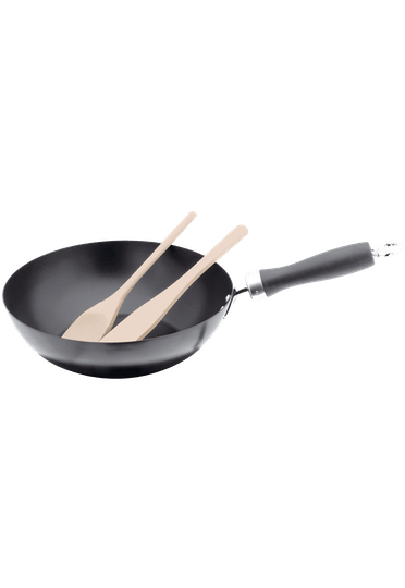 Judge Speciality Cookware  Stir Fry / Wok Set Non-Stick