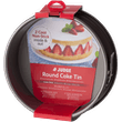 Judge Bakeware Round Cake Tin Springform & Serving Base