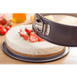 Judge Bakeware  Round Cake Tin, Springform & Serving Base, Non-Stick