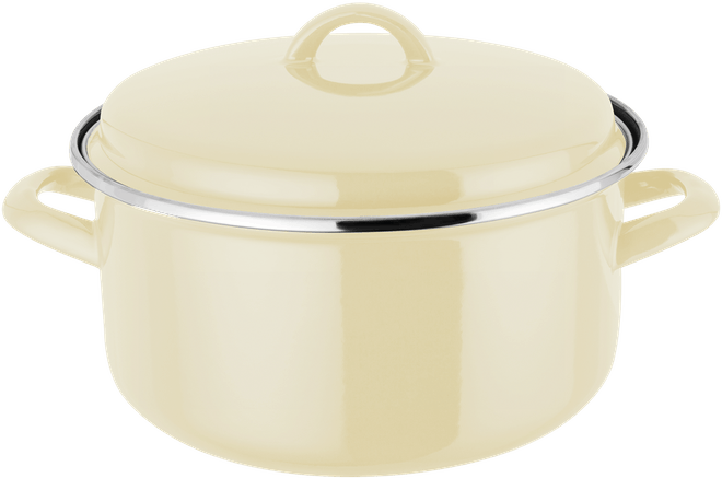 Judge Induction Casserole enamel