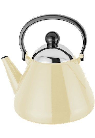Judge Essentials Enamel Stove Top Kettle enamel