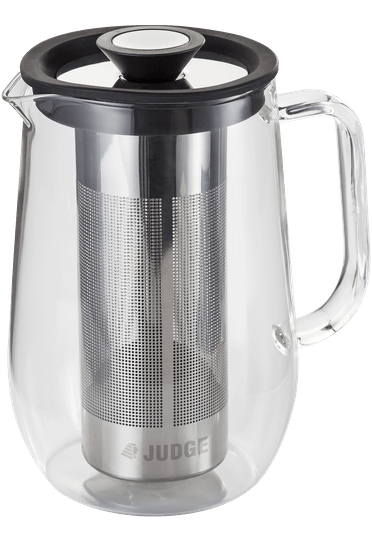 Judge Coffee Brew Control Glass Cafetiere