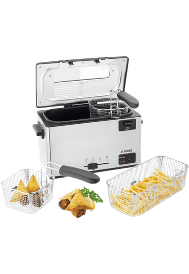 Judge Electricals  Multibasket Deep Fryer