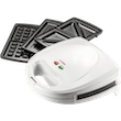 Judge Electricals Sandwich Grill & Waffle Maker