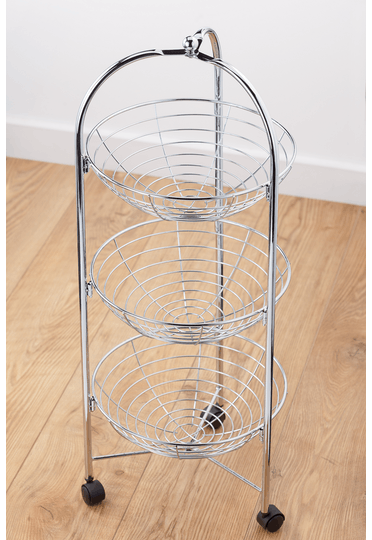Judge Wireware  3 Tier Vegetable Rack