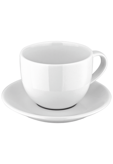 Judge Table Essentials Tea Cup & Saucer