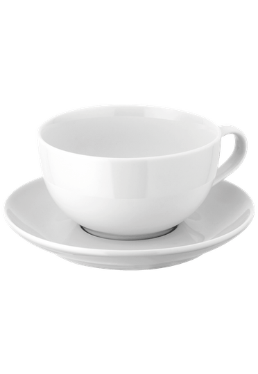 Judge Table Essentials  Cappuccino Cup & Saucer