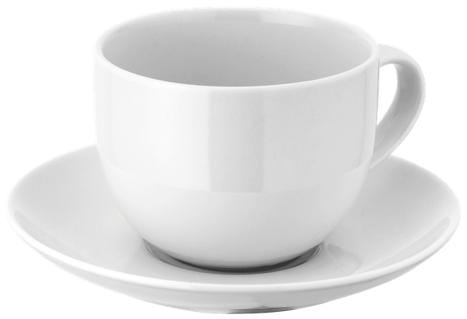 Judge Table Essentials  Tea Cup & Saucer,