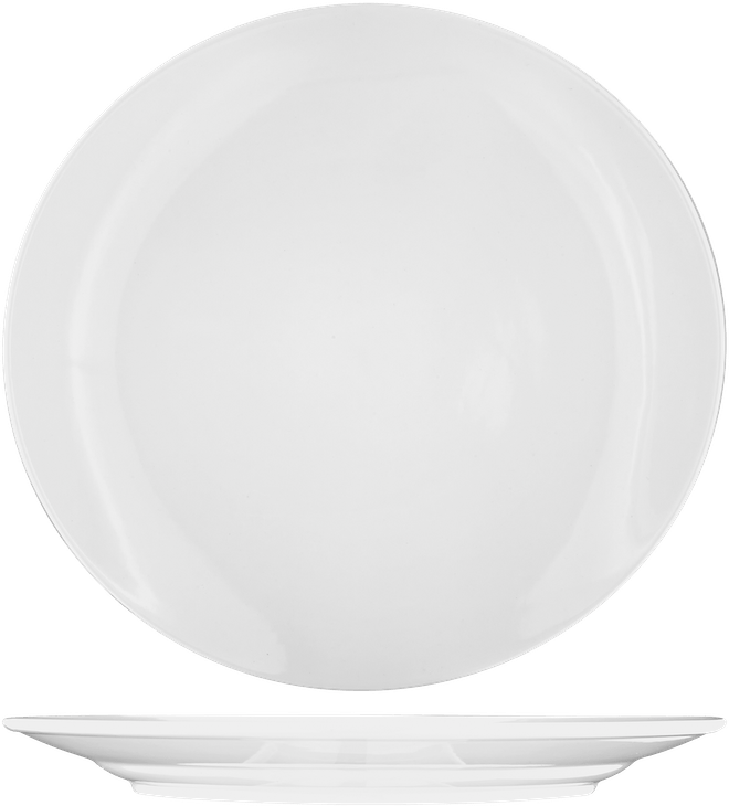Judge Table Essentials Dinner Plate
