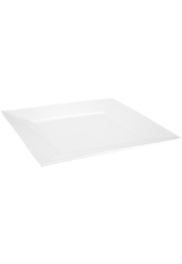 Judge Table Essentials Square Dinner Plate