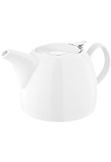 Judge Table Essentials  Teal Leaf Teapot