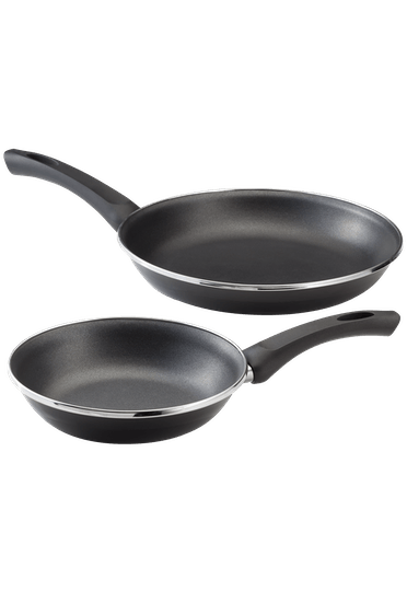 Judge Induction 2 Piece Frying Pan set