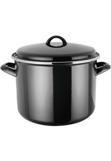 Judge Induction  Stockpot enamel
