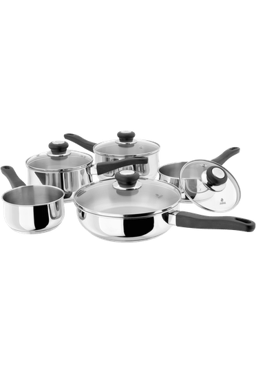 Judge Vista, 5 Piece Saucepan Setq
