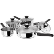 Judge Vista 5 Piece Saucepan Setq
