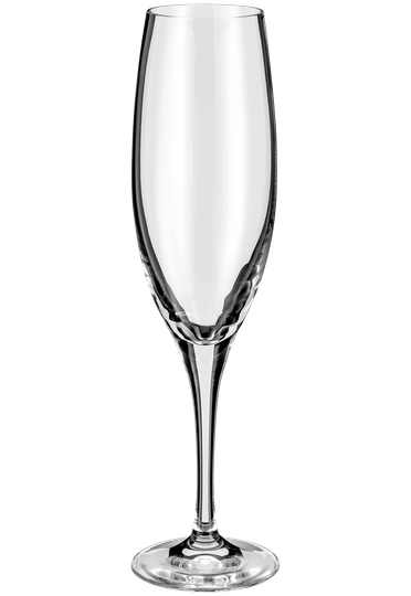 Judge Crystalline Glassware Champagne Flute Glass Set